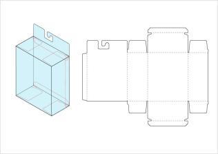 Folding-Box-with-J-Shaped-Hanger-NO-3D-11